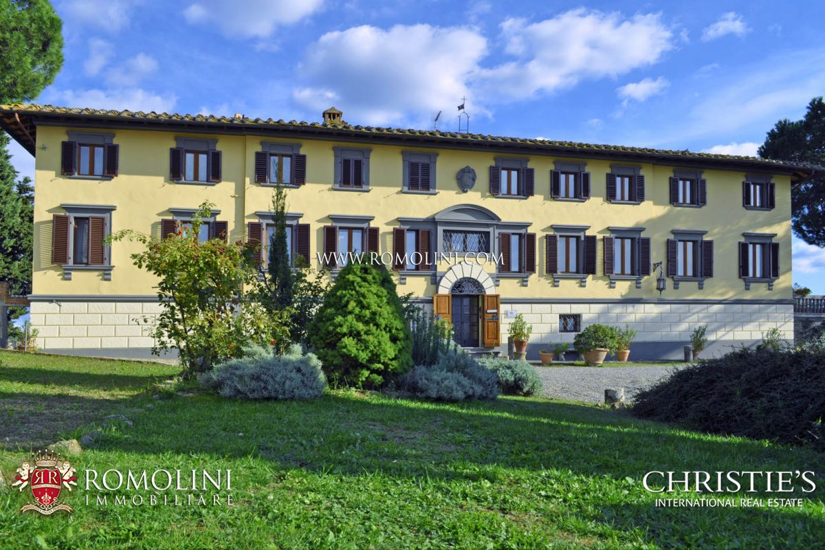 HAMLET SALE TUSCANY, CELLAR, HORSE RIDING CENTRE, TENNIS