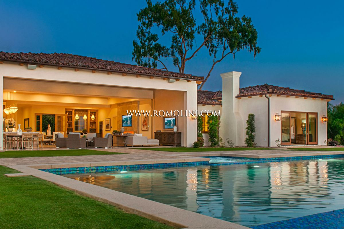 6-BEDROOMED VILLA FOR SALE IN RANCHO SANTA FE, CALIFORNIA
