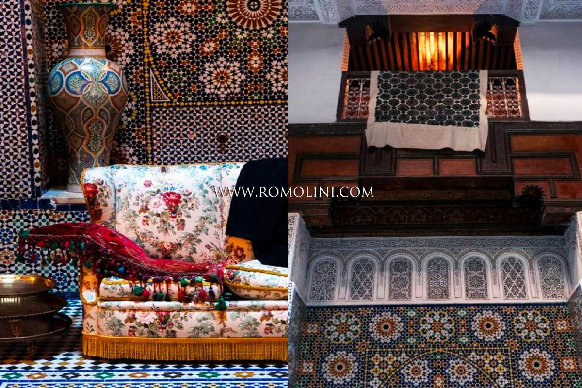 RIAD WITH PANORAMIC TERRACE FOR SALE IN FES, MOROCCO