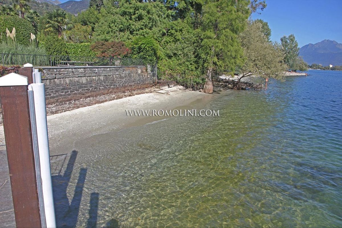LUXURY VILLA FOR SALE LOCARNO, Lake Maggiore