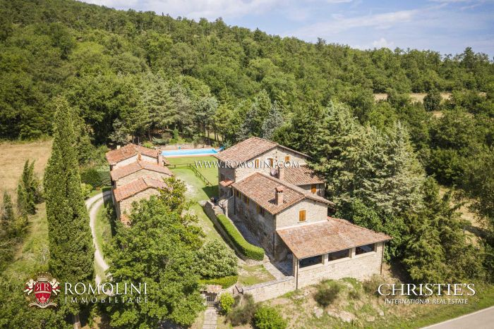 PROPERTY FOR SALE IN TUSCANY, IN ANGHIARI