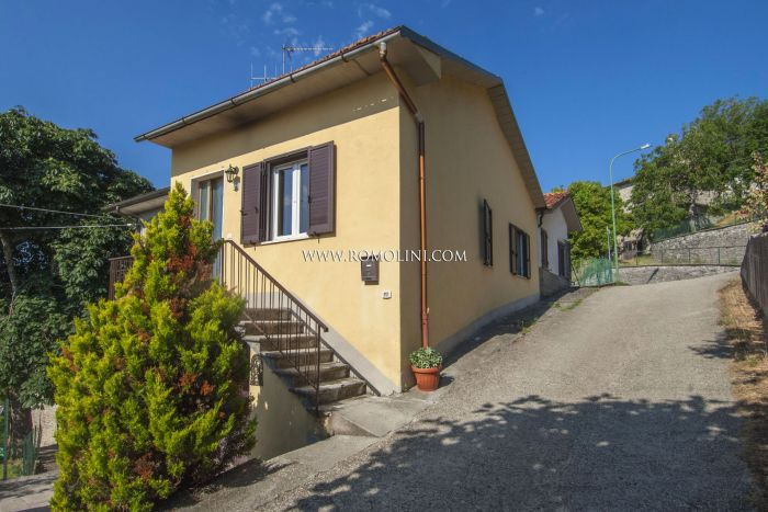 SEMI-DETACHED HOUSE FOR SALE IN PIEVE SANTO STEFANO, TUSCANY