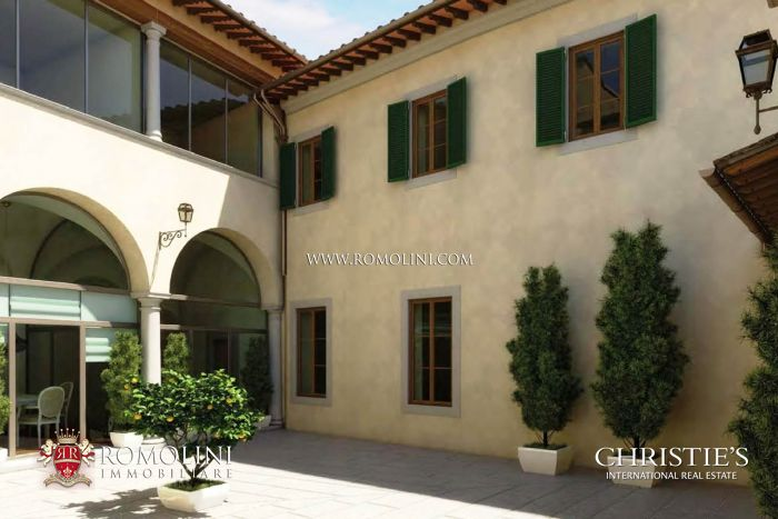 OLD CONVENT FOR SALE IN FLORENCE, TUSCANY