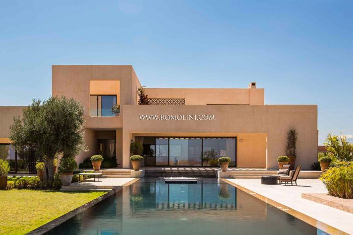 LUXURY VILLA FOR SALE, RITZ CARLTON RESIDENCES, MOROCCO
