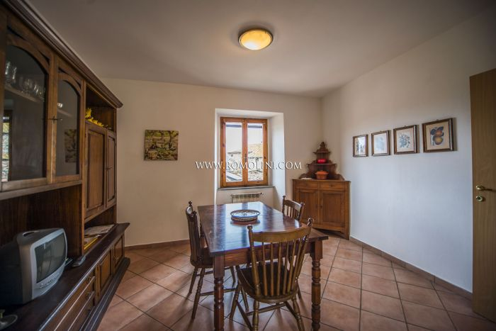 2-BEDROOM APARTMENT FOR SALE IN THE HISTORIC CENTRE OF ANGHIARI