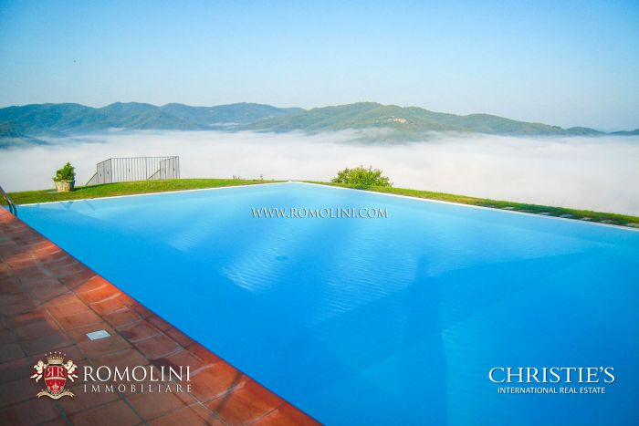 AGRITURISMO WITH WELLNESS CENTER FOR SALE IN TUSCANY